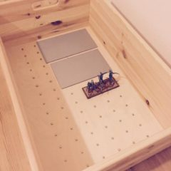 Transport Case in Wood
