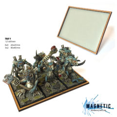 40x40mm Rank & File (Monstrous Infantry)