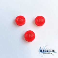 15 x HP Marker – Red