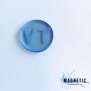 12 x Veil Tokens – Blue